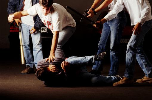 violence in gangs essay